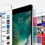 iOS 11で、iPadの分割画面を呼び出す方法