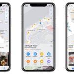 Apple マップは3つの主要国際空港の新しいインドアマップを追加