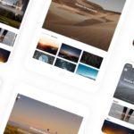 人気ストック画像サイトのUnsplashは、iOSアプリをリリース