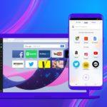 Opera Touchは、片手で使うことができる新しいAndroidブラウザ!