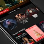 Netflixの「ストーリー」は、モバイルアプリで30秒の動画プレビューが可能に