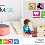 Amazonは、Echo Dot Kids Edition、AlexaのFreeTimeを発表