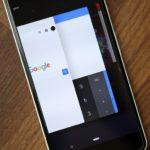 Android Pの新しいナビゲーションとRecentsマルチタスクUI