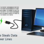 ハッカーは、電力線を介して、コンピュータからデータを盗むことが可能