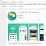 Amazonは、Android向けにInternetと呼ばれる軽量ブラウザアプリを公開!