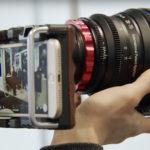 iPhone搭載のカメラを、プロ級のカメラレンズに接続させるアダプターが登場!