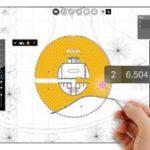 Linea Sketch 2.1 for iPad、カスタムカラーピッカー、ウェブデザインテンプレートなどを追加