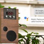 SpeakEasyは、Google Assistantを搭載したHi-Fiレトロなスマートスピーカー