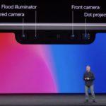 AppleはiPhoneのFace IDの不具合で正面のカメラ修理を表明?