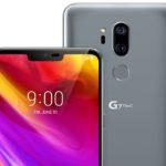 LG G7 ThinQがついに発表! 6.1インチのノッチ付きディスプレイ、Snapdragon 845、Google Assistant / Lensボタン付き