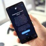 Android端末からTwitterパスワードを直接変更する方法