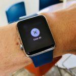Apple Watchで、すべての通知をクリアする方法
