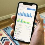 iPhone iOS 12で、拡張バッテリー統計の使い方