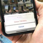 iOS 12、iPhoneで写真を完全に削除する方法