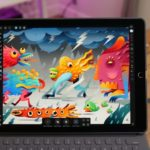 待望のiPad版Affinity Designerがリリース!Adobe Illustratorばりのベクターイラストツール!