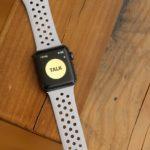 watchOS 5で、消えたウォーキートーキーアプリを再追加する方法