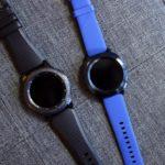 新しいサムスンGalaxy Watchは、ギアスポーツと同じサイズで、2つのサイズを提供?