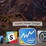 Intel Power Gadgetユーティリティが利用不可に!MacBook Pro 2018年モデルで問題か?