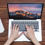 Macで、ファイルを開いて保存する便利なキーボードショートカット