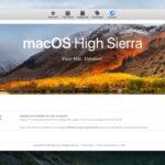 Mac App StoreでHigh Sierraアップグレードバナーを非表示にする方法