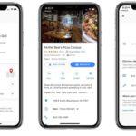 Google Maps for iOSは、新しいマッチ機能を搭載し好みのレストランを予測