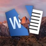 Microsoft Word for Macで分割表示して、書き込みと編集をおこなう方法