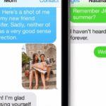 iPhoneで、メッセージの開封通知の送信を有効または無効にする方法