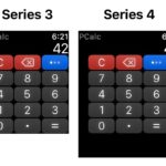 Apple Watchシリーズ4の解像度は384×480の大きさに!