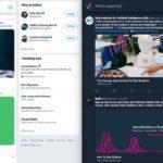 Twitterはウェブインターフェースを再設計、iOSアプリへライブブロードキャストを追加