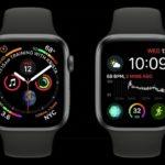 新しいApple Watchシリーズ4では、新しい「インフォグラフ」フェイスが登場