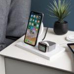 Belkin、iPhone とAppleWatch用のクールなデザインのワイヤレス充電ドックを発表