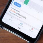 Googleマップアプリがアップデート!「通勤」タブと音楽再生コントロールを追加