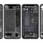 iFixitはiPhone XR、XSのX線写真と撮影した内部壁紙を公開!