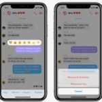 Facebookメッセンジャーアプリがアップデート!「削除」機能を追加!