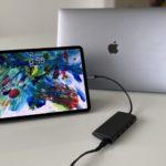 iPadでUSB-CまたはLightningポートを使い有線LANに接続する方法
