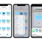 iPhoneとiPadでiCloud Driveフォルダを共有する方法