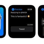 Apple WatchでTwitterのダイレクトメッセージを送受信する方法