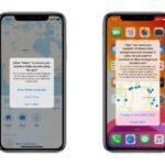 位置情報を取得しているiPhoneアプリを確認する、許可を変更する方法