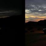 iPhone 11やiPhone 11 Proでナイトモード撮影する方法