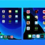 iPadOS 13で、iPadのアプリアイコンとテキストを大きくする方法
