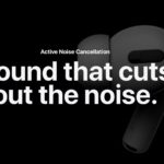 AirPods Proでノイズキャンセリングと外部音取り込みモードを切り替える方法