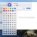 iPhone、iPad、Macの「リマインダー」で、リマインダーリストのアイコンや色を変更する方法