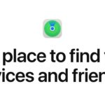 iPhoneの「探す」アプリで自分の位置情報を共有する方法