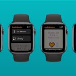 Apple WatchでAppleブックのオーディオブックをストリーミング再生する方法