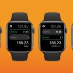 Apple Watch電卓アプリの裏技!チップと割り勘計算を使う方法