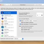Macで「おやすみモード」を使う方法