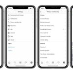 iPhoneでInstagramのパスワードを変更する方法