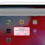 iPadにApple Pencilを接続する方法