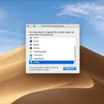 Macで「Finder」を再起動する方法