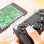 PS 4とXboxのコントローラをiPhoneやiPadに接続する方法